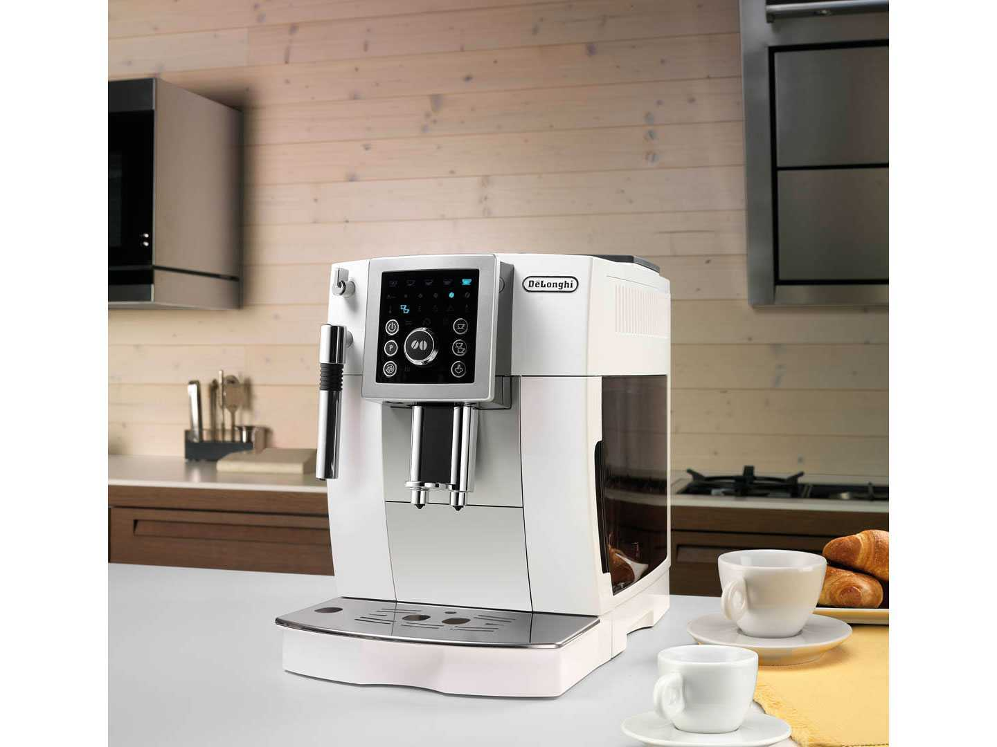 Coffee fully automatic testieger